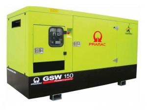 Generator Pramac GSW 150P