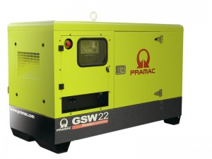 Generator Pramac GSW 22