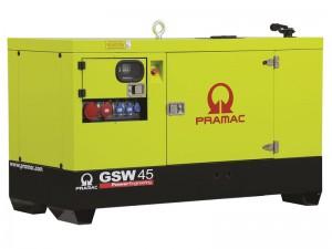 Generator Pramac GSW 45Y