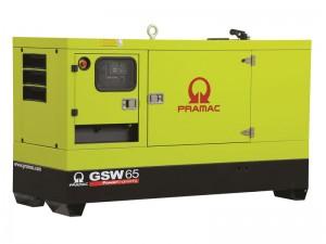 Generator Pramac GSW 65P