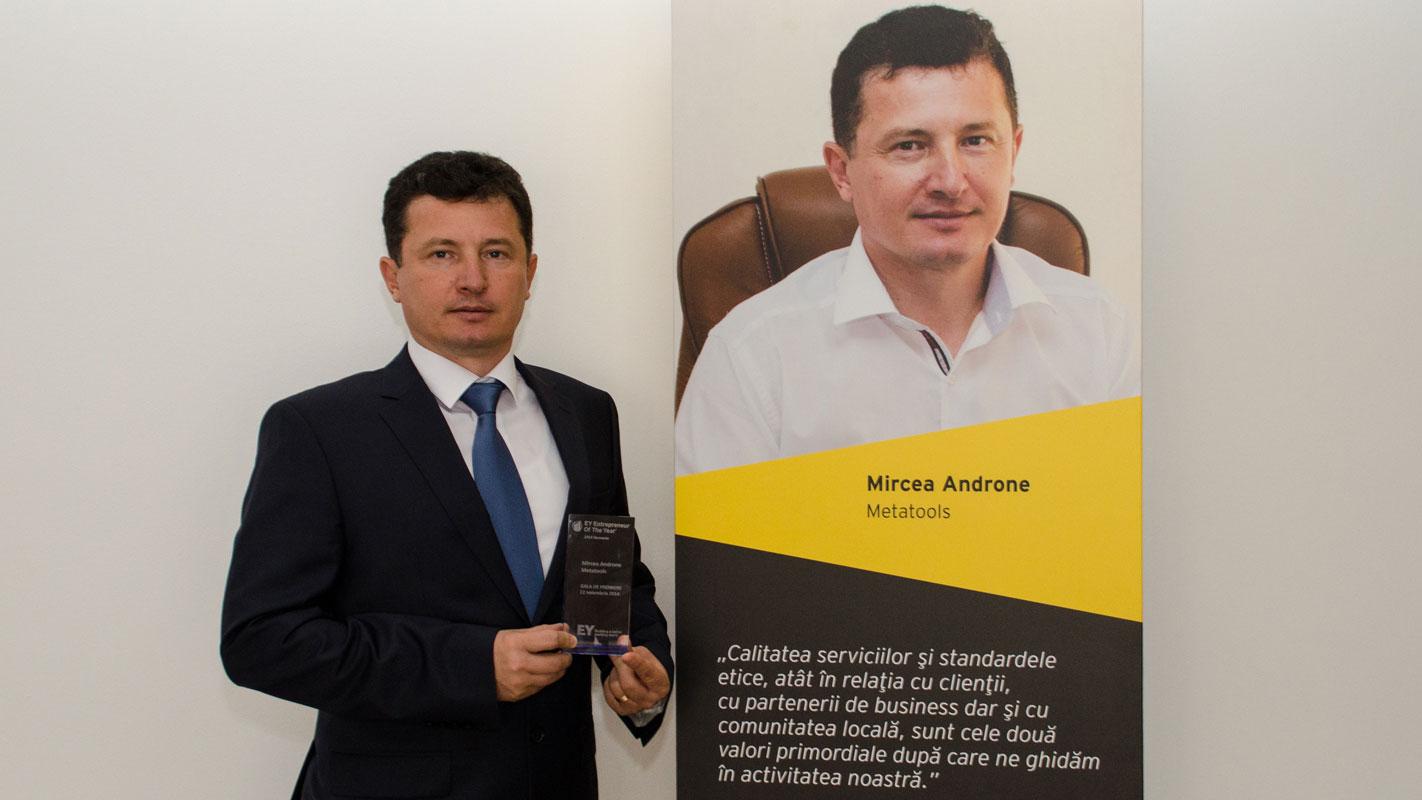 Mircea Androne, director comercial Metatools