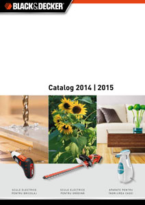 Catalog Black&Decker 2014