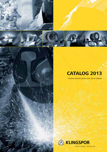 Catalog KLINGSPOR 2013
