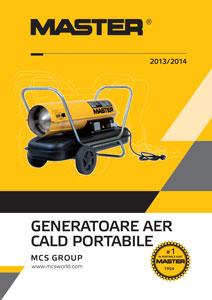 Catalog Master incalzitoare portabile 2013-2014