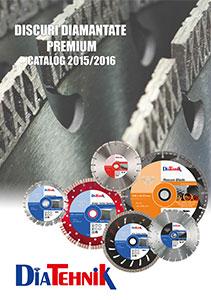 Catalog discuri diamantate premium DiaTehnik