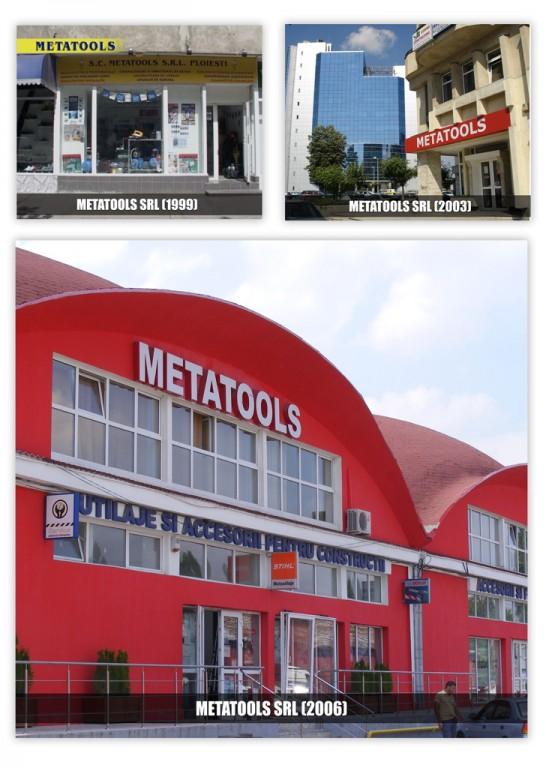 Istoric Metatools