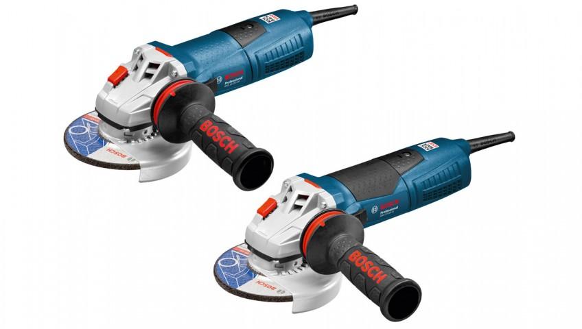 Noua gama de polizoare Bosch GWS 13 și GSW 17