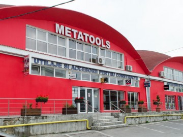 Showroom Metatools Ploiești