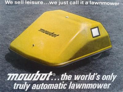 Mowbot 1969