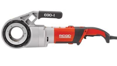 Clupa electrica Ridgid pentru filetat 690-I