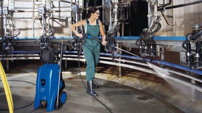 Echipamente de curățenie profesionale și industriale