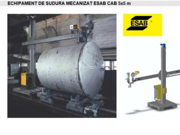 Echipament sudură mecanizat ESAB CAB 300