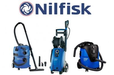 Echipamente pentru curățenie Nilfisk