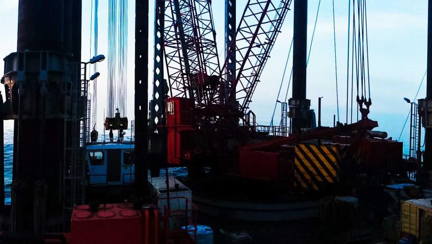 Produse de specialitate pentru industria petrolieră și maritimă