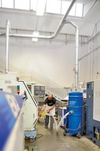 Nilfisk Alto – gama daneză de aspiratoare comerciale și industriale