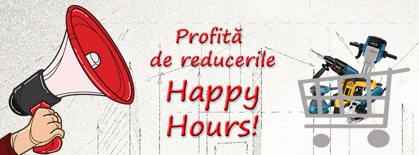 Happy hours scule electrice