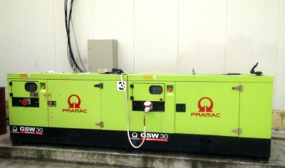 Generator curent electric Pramac GSW 30