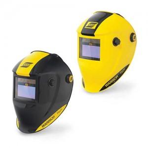 Mască automată ESAB Warrior Tech Yellow