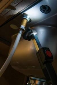 Noua cheie telescopică pentru chiuvetă Ridgid