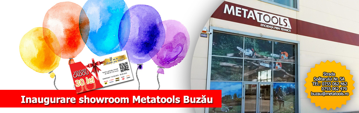 Metatools Buzău