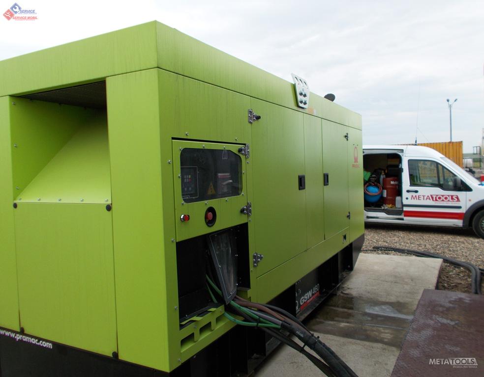 generator curent electric service