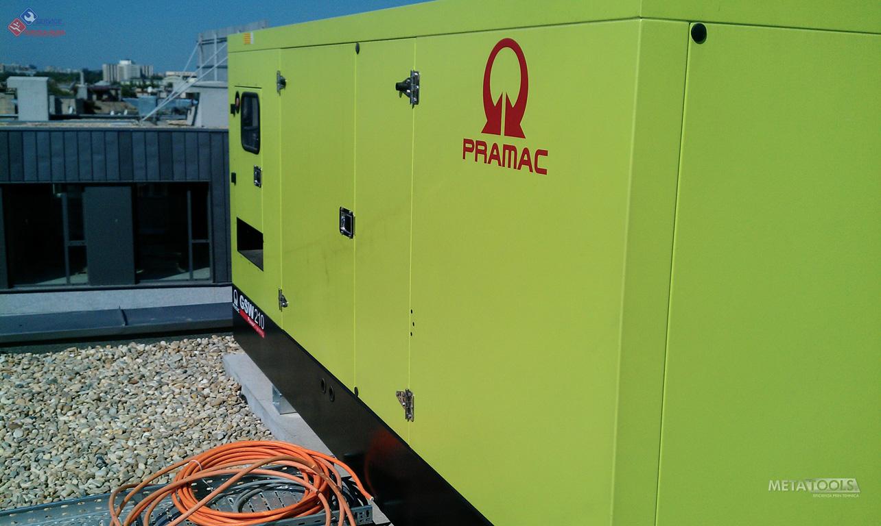 generator curent pramac gsw-210