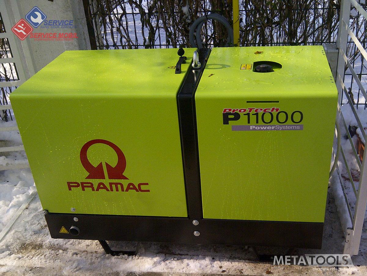 generator de curent rezidential