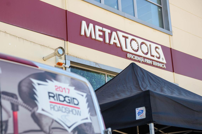 2017 – Aniversare un an Metatools Buzău