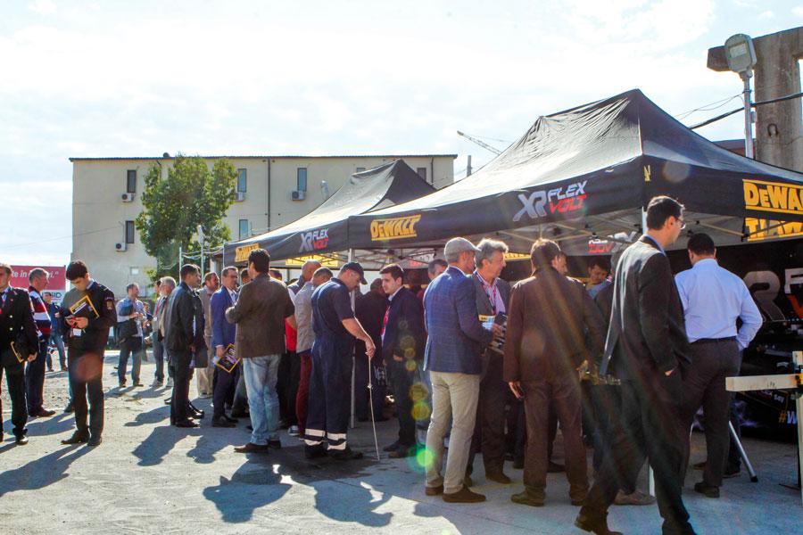 2016 – Lansarea gamei DeWalt XR FlexVolt în România