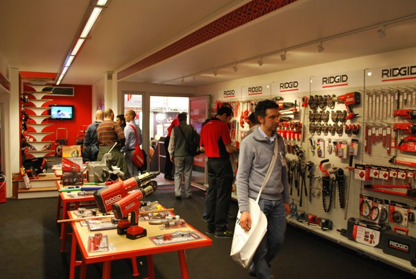 "2010 – Eveniment ""Ridgid Reputation Roadshow"""