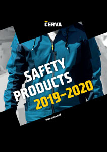 CERVA - Catalog - Echipamente de protecție - 2019-2020