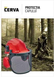 CERVA - Catalog - Protectia capului