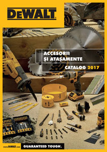 DeWALT - Catalog - Accesorii - 2017-2018