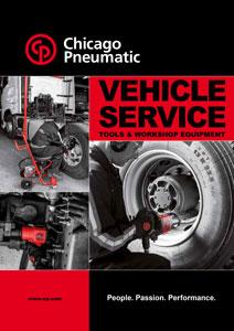 Chicago Pneumatic - Catalog - Scule pneumatice - EN