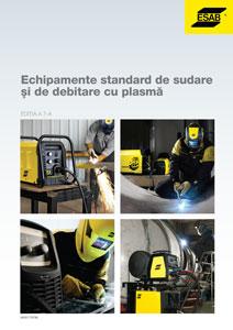 ESAB - Catalog - Echipamente standard de sudare si de debitare cu plasma