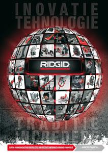 RIDGID - Catalog - Scule instalatori