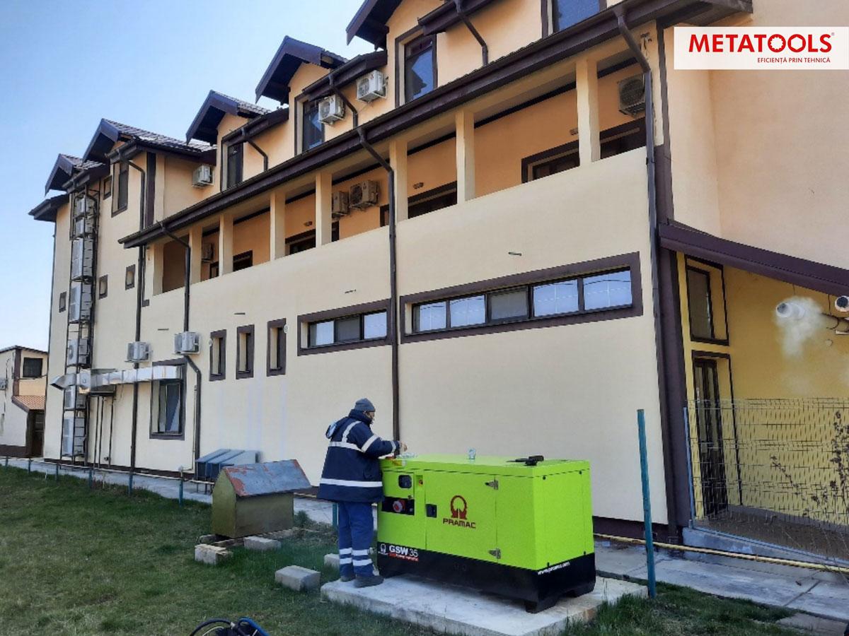 Generator Centru Medical - 01