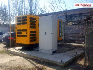 Generator depozit frigorific - 01