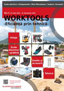 Worktools No. 4 by Metatools Group