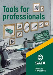 SATA - Catalog - Unelte și scule de mână - 2017-2018 - EN